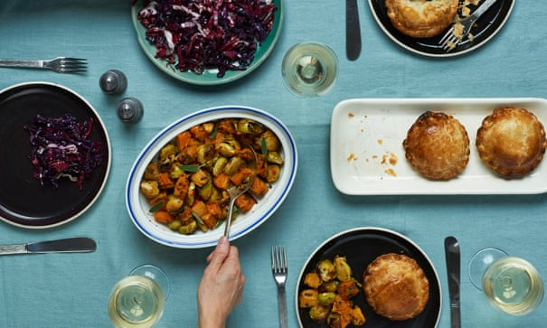 What to eat at Christmas instead of turkey