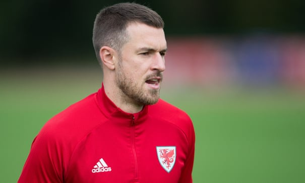 Aaron Ramsey insists fitness for Wales no problem in veiled swipe at Juventus