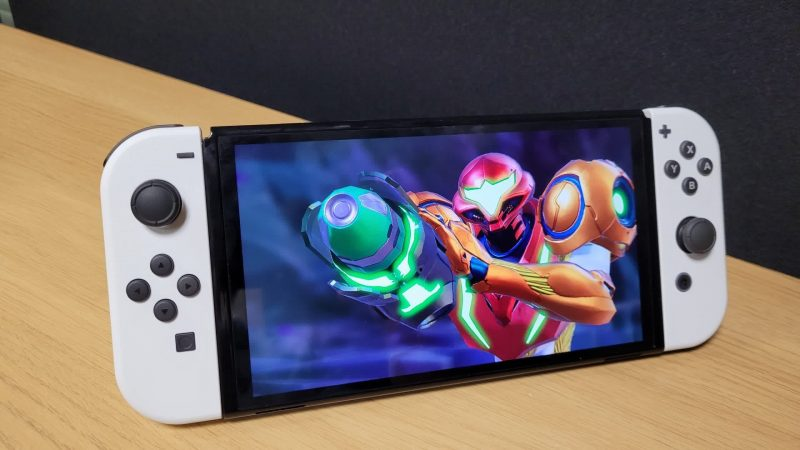 Nintendo Switch OLED dock features chipset capable of 4K60 output even though the handheld can't use it